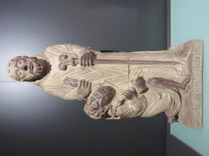 Statue of Santo Domingo