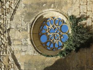 Ruins of Convent in San Anton