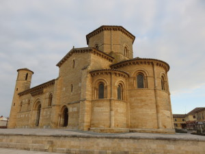 Romanesque Church of San Martin (Fromista) Consecrated in 1066