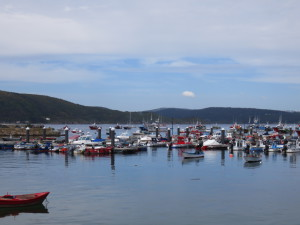 Bay at Finisterre