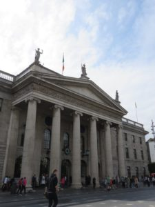 Dublin General Post Office, Rebel HQ 1916