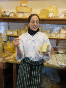 Irish cheese in Dublin