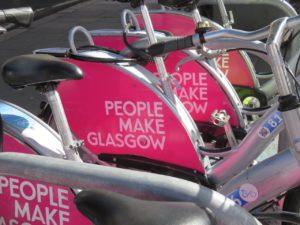 People Make Glasgow (Bike Sharing)
