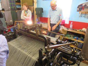 Harris Tweed Loom