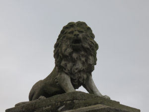 British Lion: Cowes Seafront on Isle of Wight